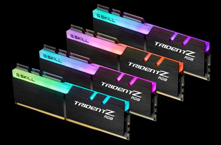 Computex 2018: модули памяти G.SKILL стандарта DDR4 с частотой до 5066 МГц