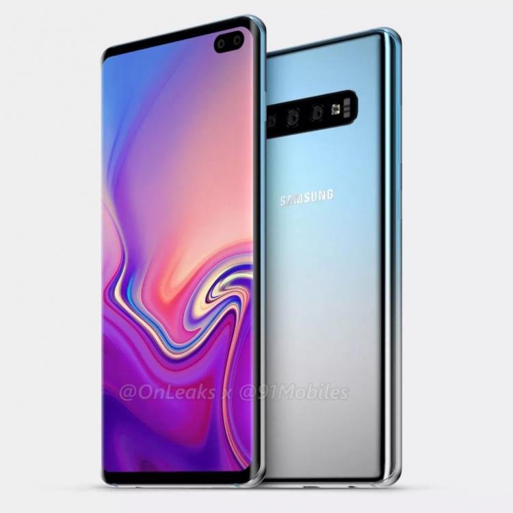 Смартфонам Samsung Galaxy S10 предрекают наличие функции реверсивной зарядки Powershare