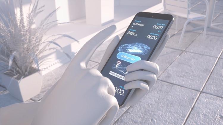 CES 2019: Система Hyundai для беспроводной зарядки электромобилей будущего