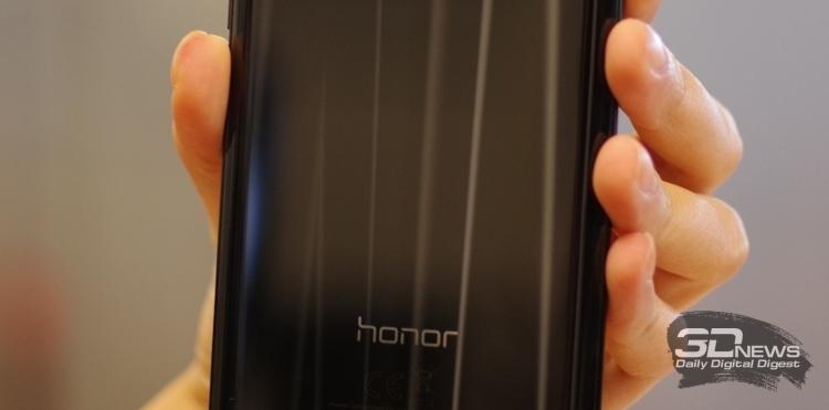 Honor оснастит новый смартфон экраном HD+ с вырезом