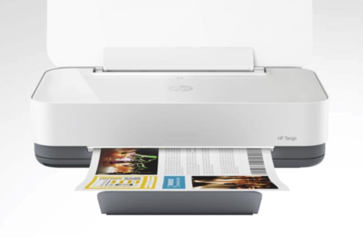 HP Tango: смарт-принтер с голосовым управлением