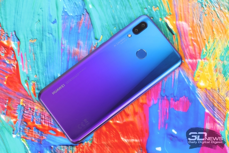 Суммарные продажи сотовых аппаратов Huawei превысили 4 млрд