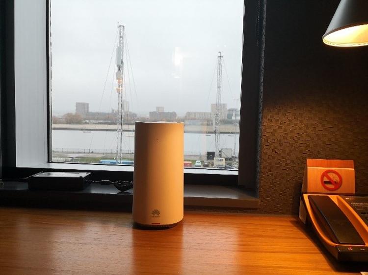 Huawei показала в действии домашнюю сеть на базе 5G