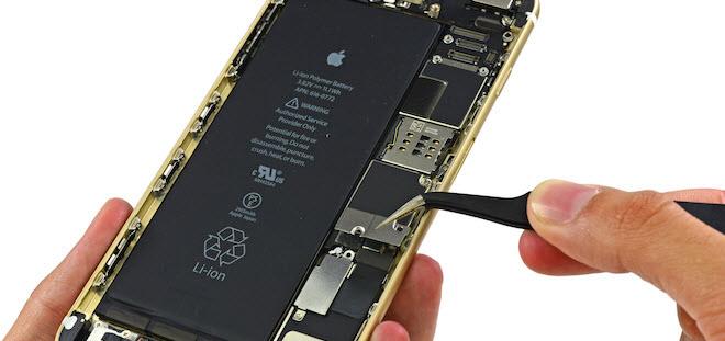 Замена аккумулятора на iPhone 8 с гарантией