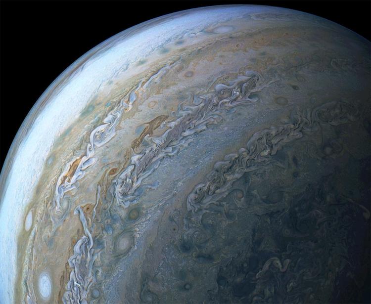 Миссия Juno по изучению Юпитера продлена на три года