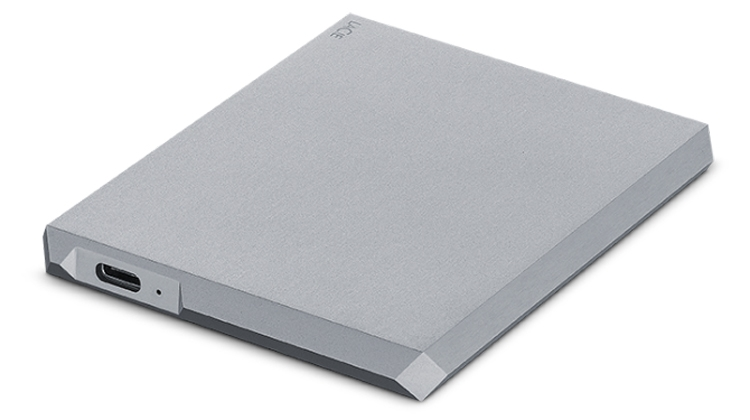 CES 2019: Портативные накопители LaCie Mobile с портом USB Type-C