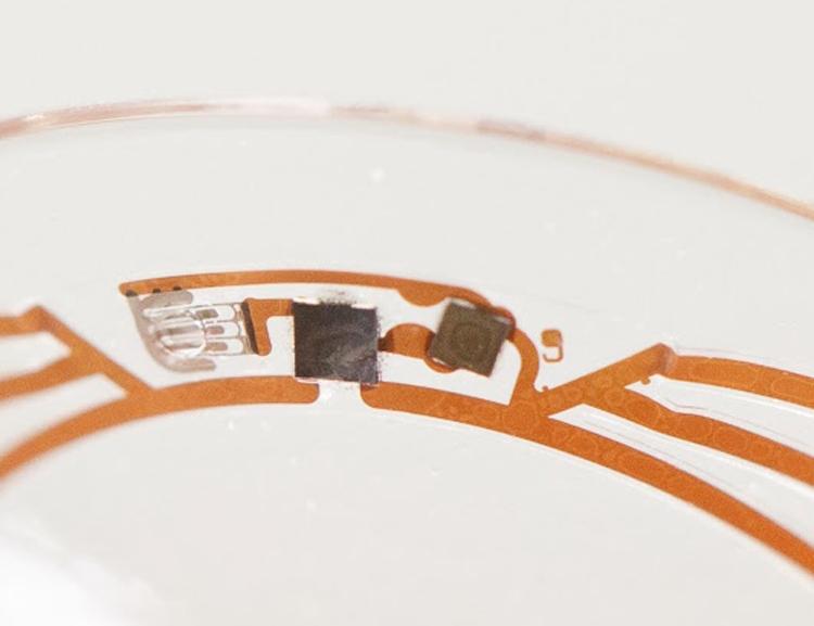 Проект контактных линз Google для измерения уровня глюкозы отложен в долгий ящик