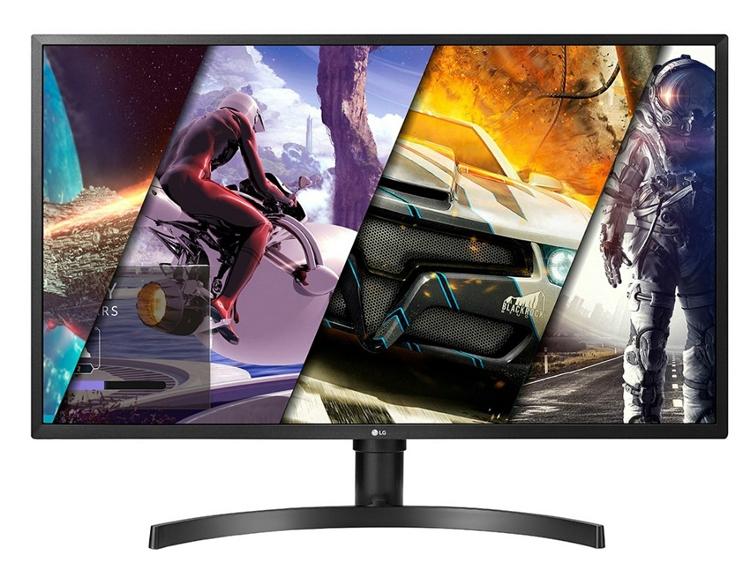 LG 32UK550-B: монитор формата 4К с поддержкой AMD FreeSync