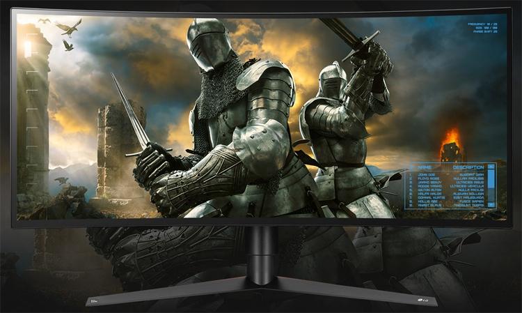 LG UltraGear 34GK950G: изогнутый игровой монитор с поддержкой G-Sync