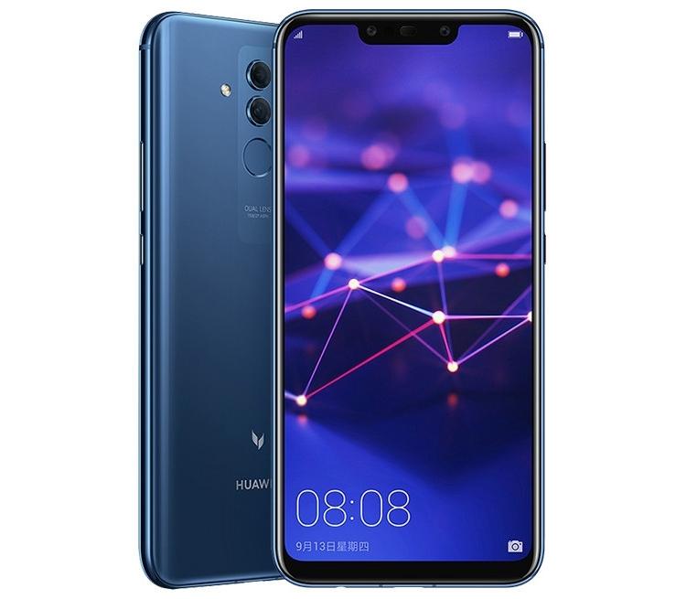 Huawei Maimang 7: смартфон с большим экраном и чипом Kirin 710