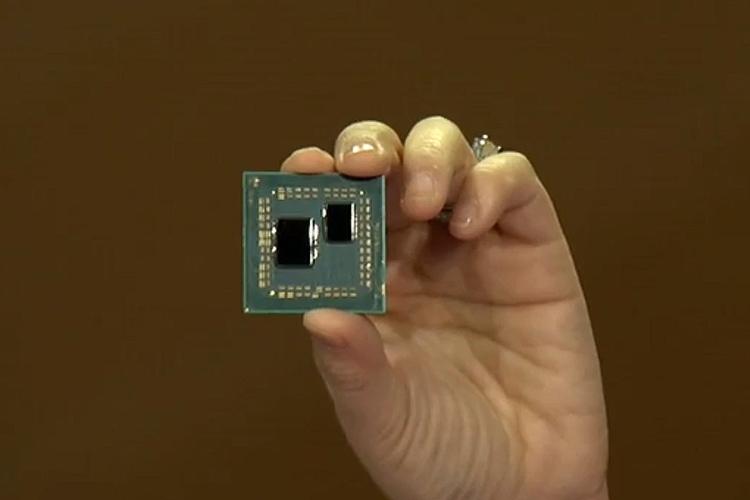 К упаковке и тестированию 7-нм продукции AMD допустили китайцев