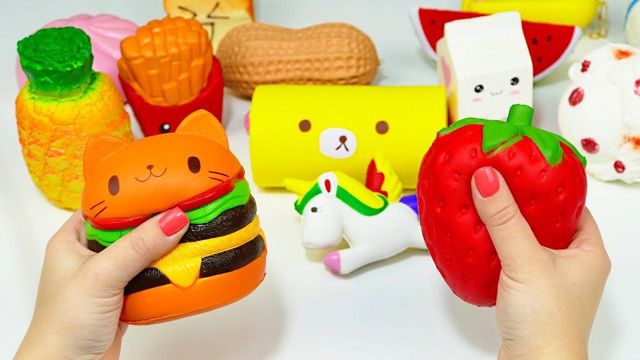 Покупка игрушки антистресс