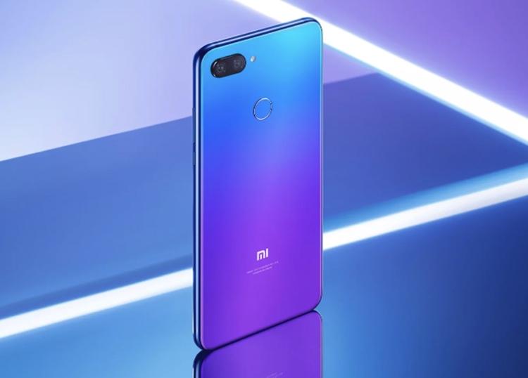 Представлен смартфон Xiaomi Mi 8 Lite с 6,26