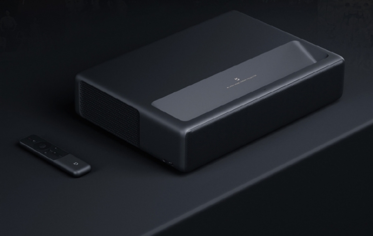 Проектор Xiaomi 4K Mijia Laser Projector TV оценён в 00