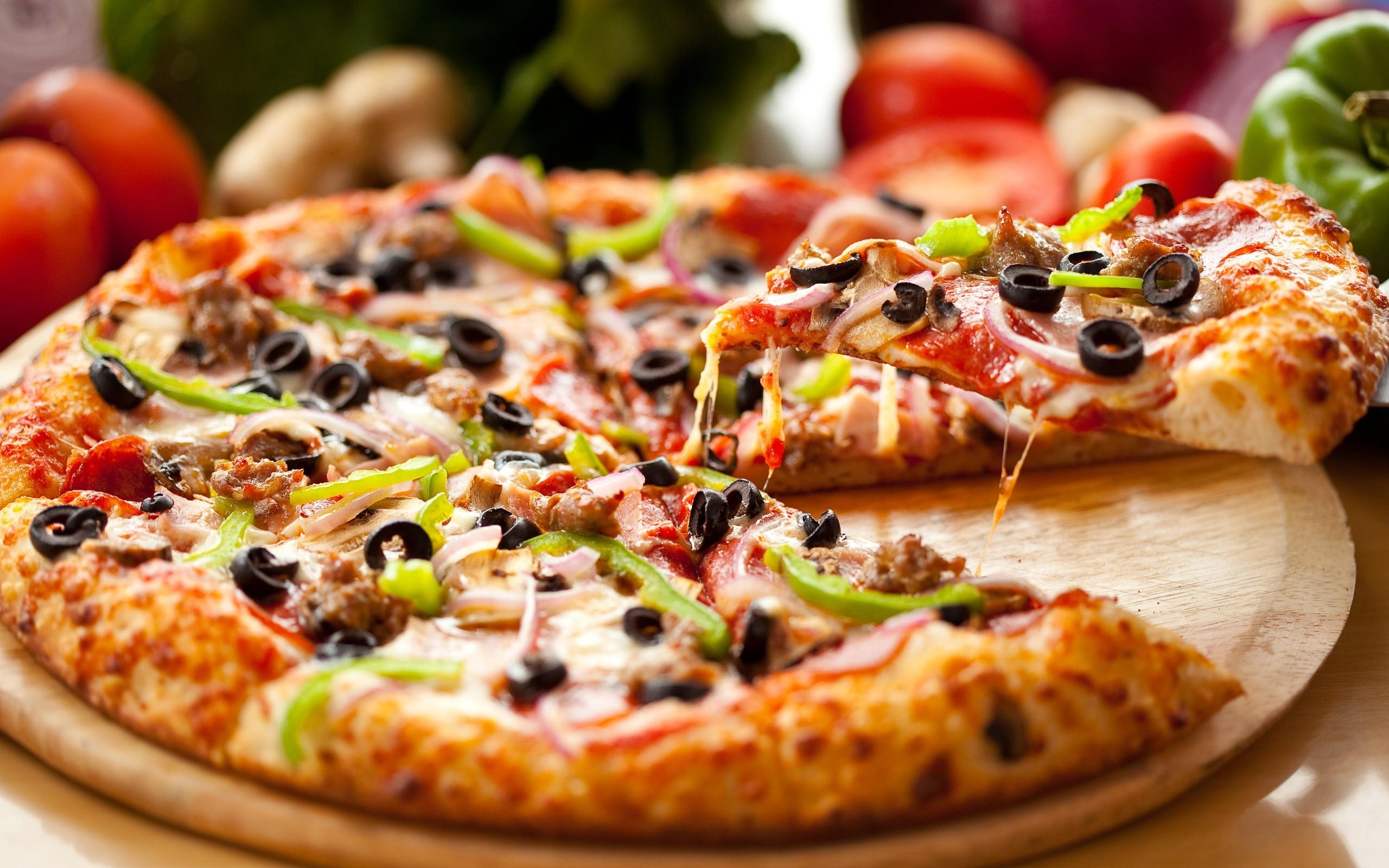 Быстрая доставка суши и пиццы