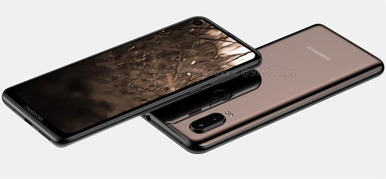 Смартфон Motorola One Power получит безрамочный дисплей с вырезом