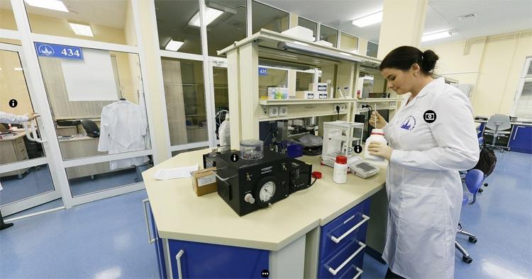 МГУ приглашает в виртуальную прогулку по высокотехнологичным лабораториям