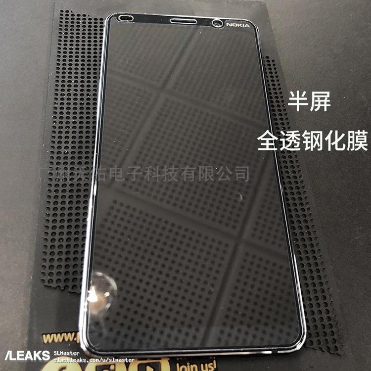 Дебют Nokia X5: дисплей с вырезом, три камеры и чип Helio P60