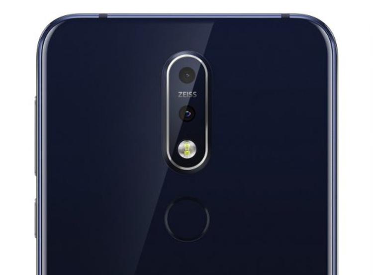 Смартфон Nokia 7.1 Plus показал лицо