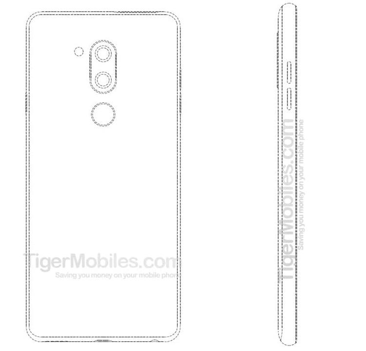 LG начнёт оснащать смартфоны дисплеем с каплевидным вырезом