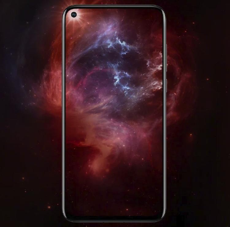 Huawei представит смартфон с «дырявым» экраном 17 декабря
