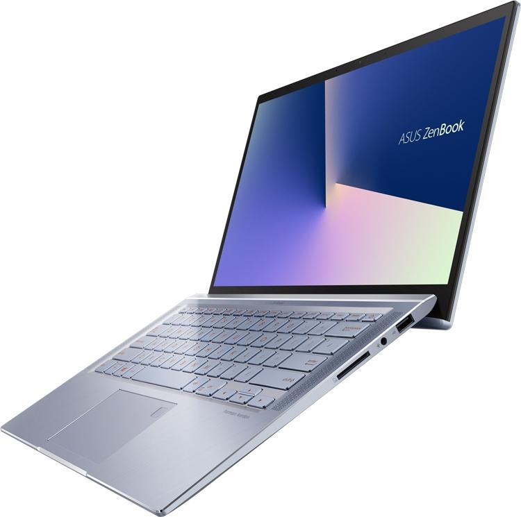 CES 2019: Тачпад ноутбука ASUS ZenBook 14 заменяет блок цифровых кнопок
