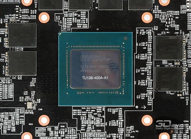 NVIDIA GeForce RTX 2060 замечена в базе бенчмарка Final Fantasy XV