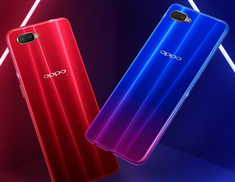 Рассекречен смартфон Oppo A5: рендеры и данные о характеристиках