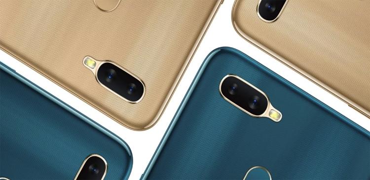 Смартфон OPPO A7 получил 6,2-дюймовый экран с каплевидным вырезом