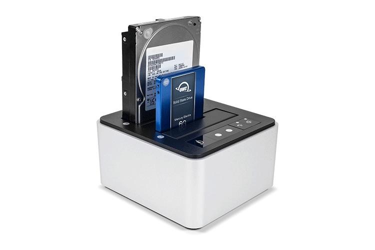 Станция для накопителей OWC Drive Dock оснащена портом USB Type-C
