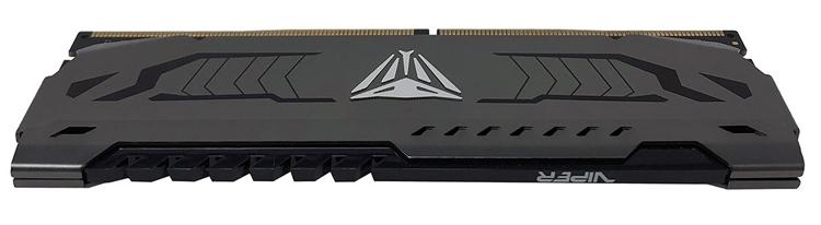 Частота памяти Patriot Viper Steel DDR4 достигает 4400 МГц