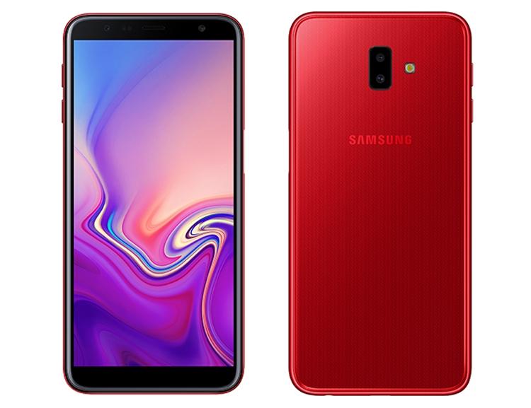 Смартфоны Samsung Galaxy J4+ и J6+ получили экран HD+ размером 6