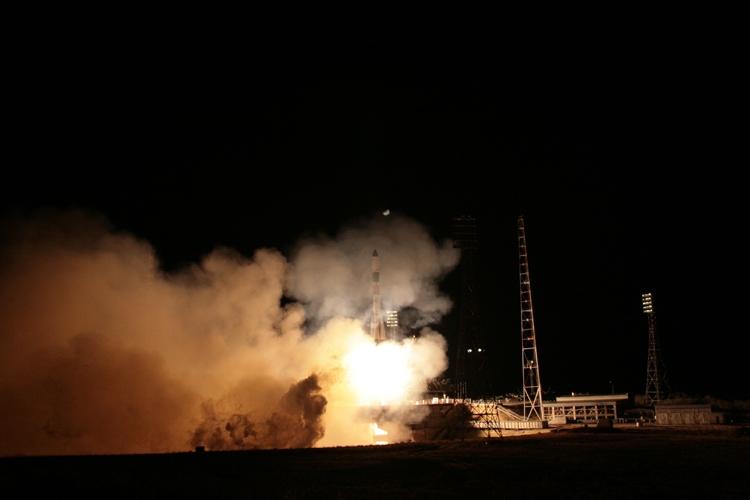 Грузовой корабль «Прогресс МС-10» успешно запущен к МКС