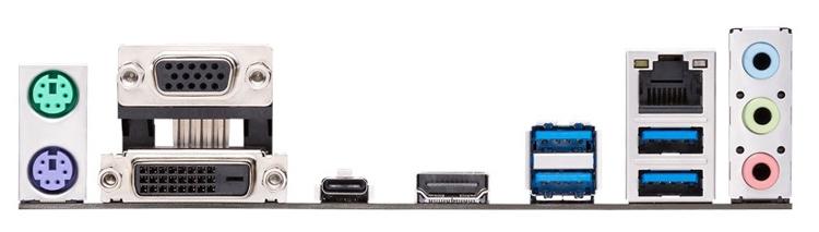 Плата ASUS Prime B365M-A допускает подключение светодиодных лент