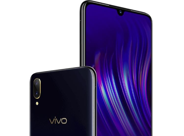 Смартфон Vivo V12 Pro дебютирует в первой половине 2019 года
