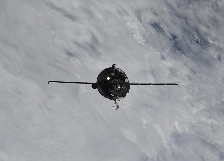 Грузовой корабль-рекордсмен «Прогресс МС-09» покинул МКС