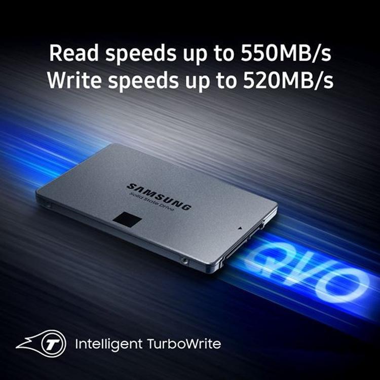 Рассекречен твердотельный накопитель Samsung на основе QLC-памяти