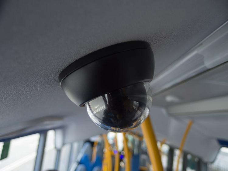 Российская система видеонаблюдения может распознавать людей в транспорте