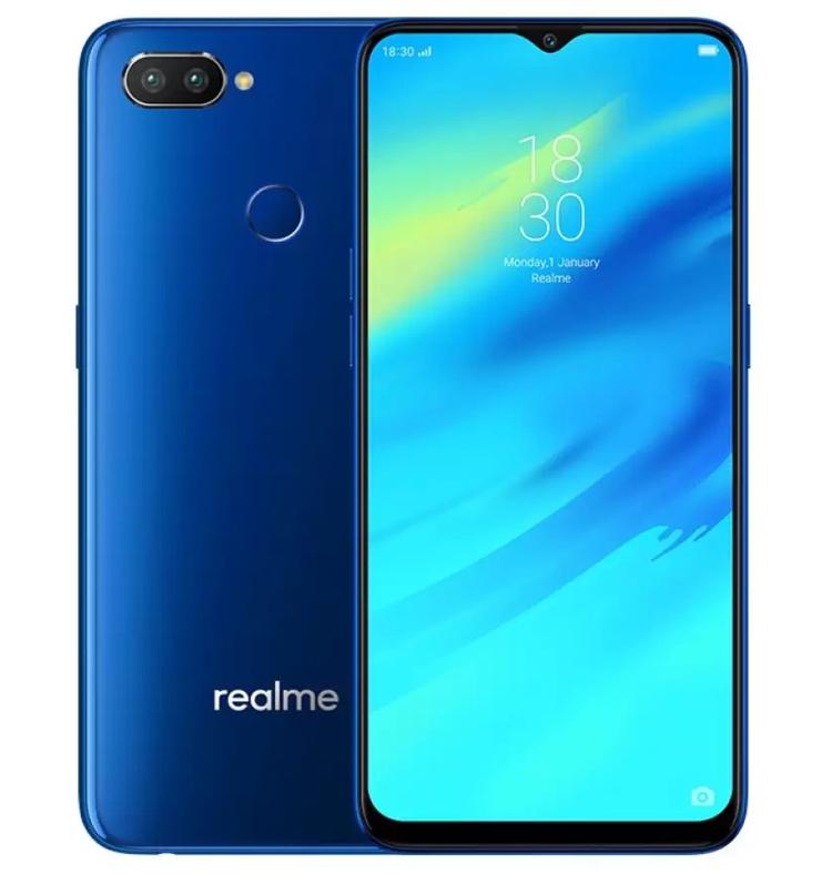 Realme 2: смартфон с возможностью разблокировки по лицу и отпечаткам пальцев
