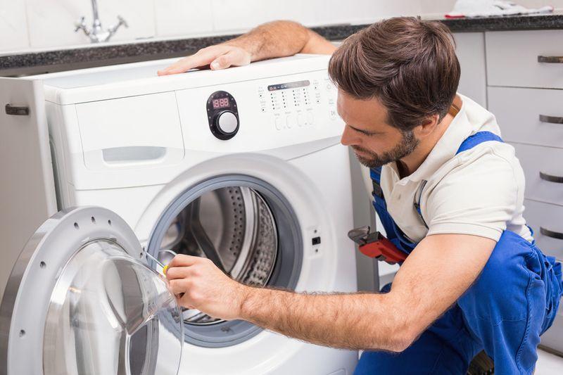 Ремонт вашей стиральной машины дома
