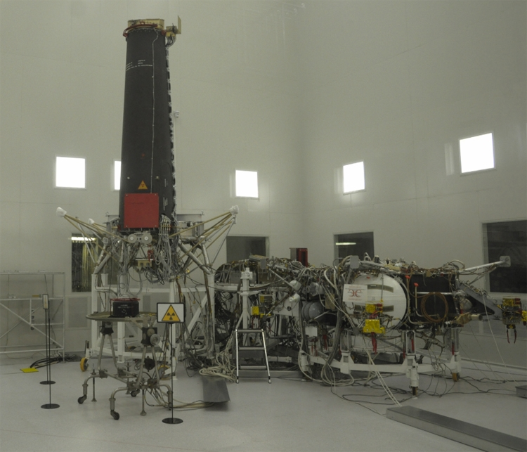 Запуск обсерватории «Спектр-РГ» состоится в середине 2019 года