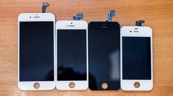 Качественные дисплеи для iPhone