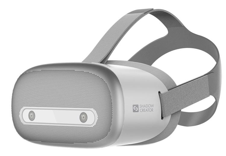 Shadow VR: шлем виртуальной реальности «всё в одном» за 0