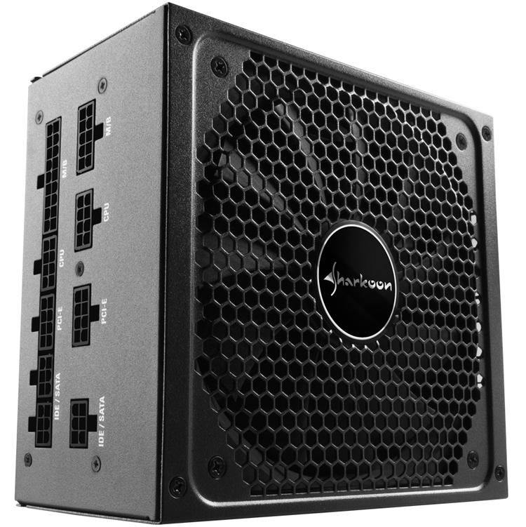 Блок питания Sharkoon SilentStorm Cool Zero может работать с нулевым уровнем шума