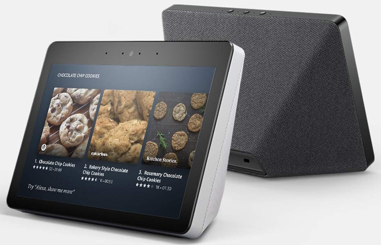 Новый смарт-дисплей Amazon Echo Show получил 10,1