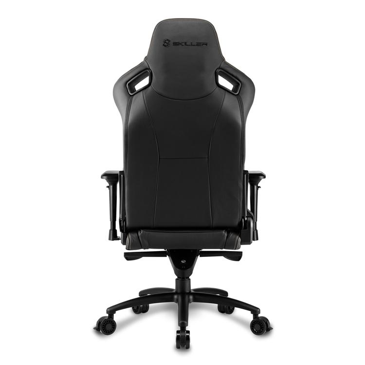 Sharkoon Skiller SGS5: игровое кресло с обивкой из натуральной кожи
