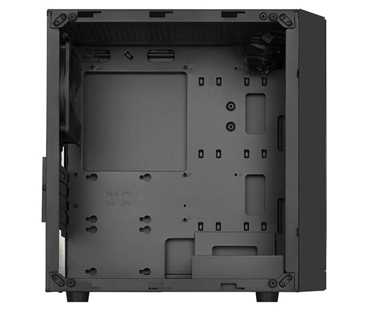 SilverStone Precision PS15: корпус для компактного ПК