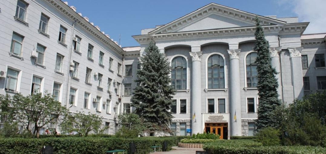 Прекрасный технический универ в Харькове