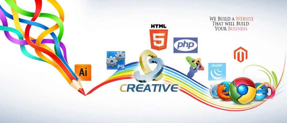 Creativweb - разработка сайтов