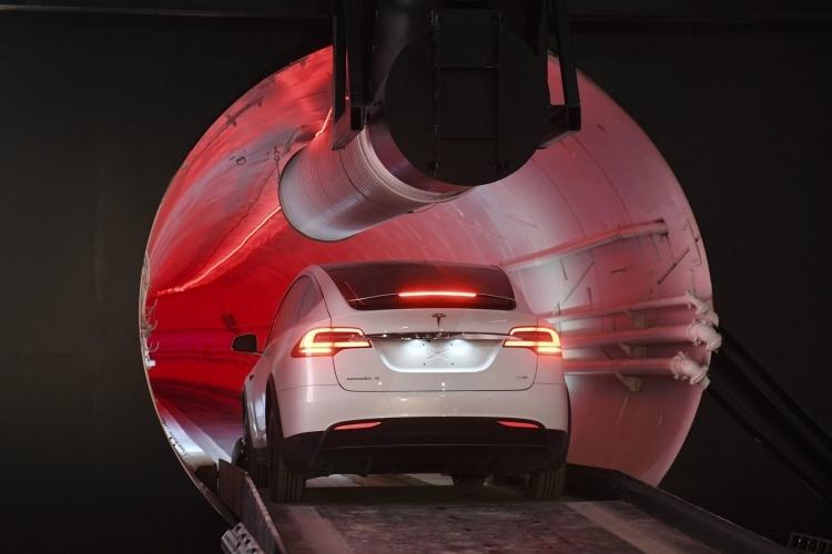 The Boring Company уволила сразу 5 сотрудников, несмотря на недавнее открытие первого туннеля